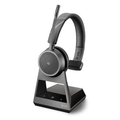 POLY Voyager 4210 Office Headset - Zwart
