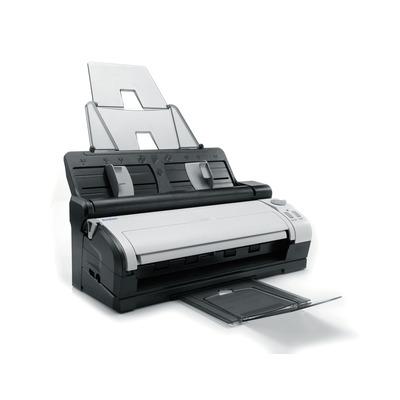 Avision AV50F Plus Scanner - Zwart, Grijs