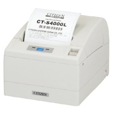 Citizen CT-S4000/L Pos bonprinter - Wit