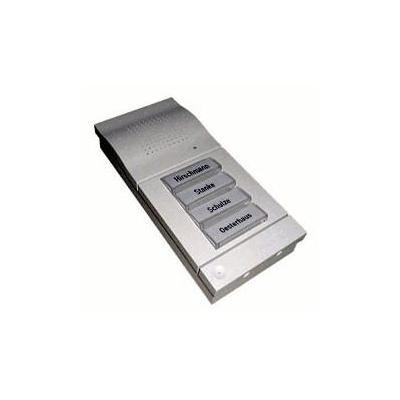 Agfeo deurintercom installatie: TFE 4 - Zilver