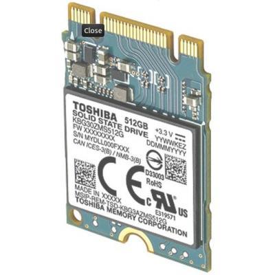 Toshiba SSD: KBG30ZMS256GA