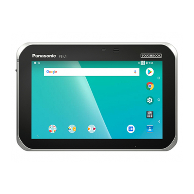 Panasonic Toughbook FZ-L1 Tablet - Zwart, Zilver
