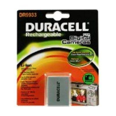 Duracell batterij: Digital Camera Battery 7.4v 1000mAh - Grijs