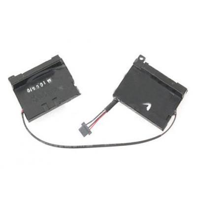 Hp notebook reserve-onderdeel: Speaker Set - Zwart