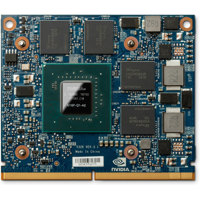 HP NVIDIA Quadro M1000M 2-GB grafische kaart Videokaart