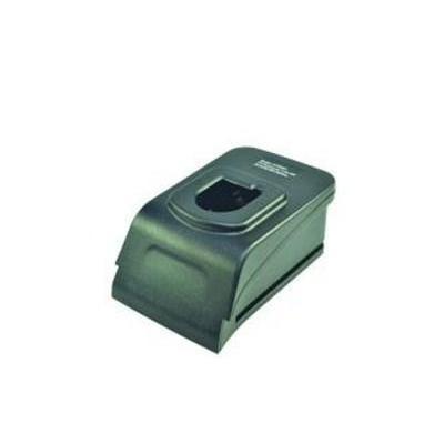 2-power oplader: Charging Plate 7.2V-18V For Panasonic, NiCd and NiMH, Black - Zwart