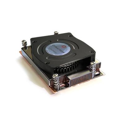 Inter-Tech A-31 Hardware koeling - Zwart, Koper