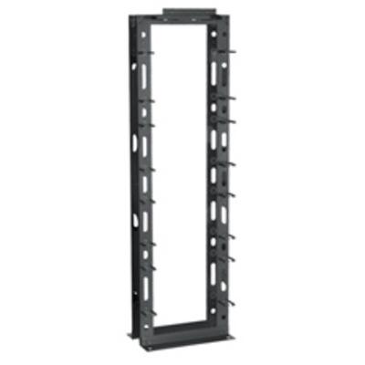 "Black Box Manager II, 84""H (45U) Rack - Zwart"