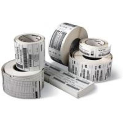 Zebra etiket: Z-Select 2000D - Wit