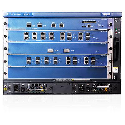 Hewlett packard enterprise netwerkchassis: F5000 Firewall Standalone Chassis