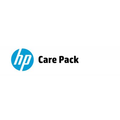 Hewlett Packard Enterprise U1VG5E aanvullende garantie