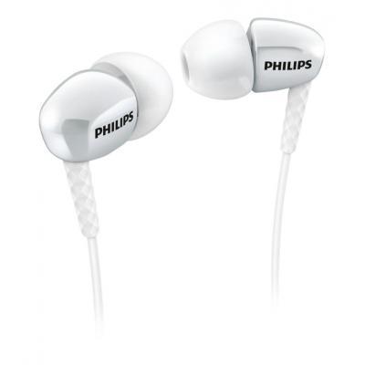 Philips koptelefoon: Oordopjes SHE3900WT/00 - Wit