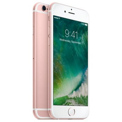 Apple smartphone: iPhone 6s 32GB Rose Gold - Roze