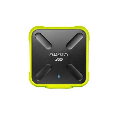 ADATA SD700 - Zwart,Geel