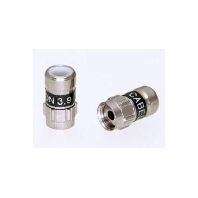 Cablecon coaxconnector: F-Connector F-56 3.9 Self-Install