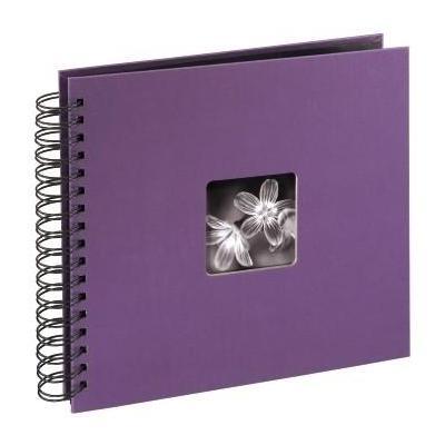 "Hama album: ""Fine Art"" Spiral Album, purple, 26x24/50 - Paars"