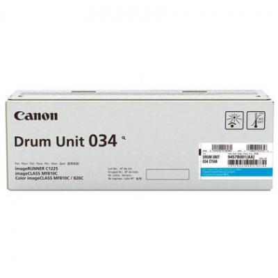 Canon 034 Drum - Cyaan