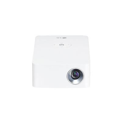 """LG 1280x720, DLP, 20-100"""", 4:3/16:9, 250 lum, Bluetooth, HDMI, MHL, USB A, USB C, 86.36x35.56x147.32 mm Beamer - Wit"""