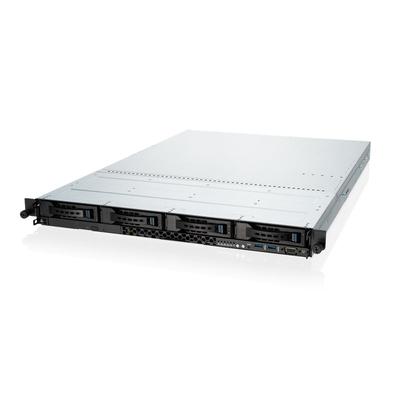 ASUS RS500A-E10-PS4 Server barebone - Zwart,Grijs