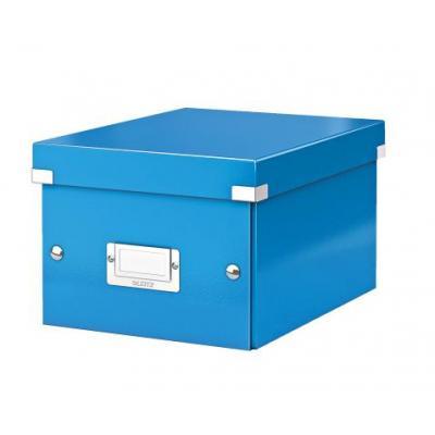 Leitz archiefdoos: Archiefdoos Click & Store klein Blauw