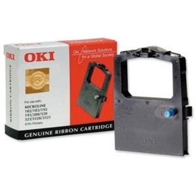 OKI Lintcassette, 3 miljoen tekens Printerlint - Zwart