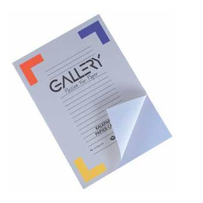 Gallery creatief papier: BLOK MULTICOLOR A4 20B
