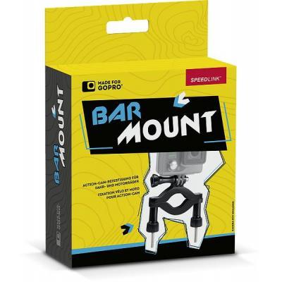 Speed-link : Bar Mount, D 5 cm max, f/ GoPro - Zwart