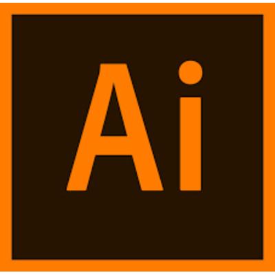 Adobe Illustrator CC Software licentie