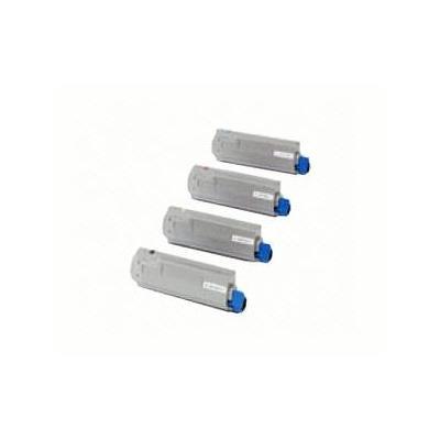 Magenta toner for C5850/5950
