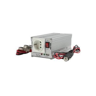 Hq netvoeding: Universal adapter - Aluminium