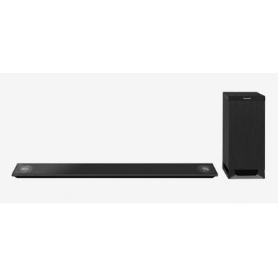 Panasonic soundbar speaker: SC-HTB885EG-K - Zwart