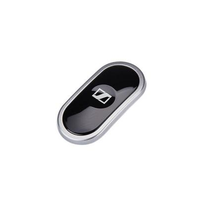 Sennheiser koptelefoon accessoire: Battery Lid, f/ DW Pro 2 / MB Pro 2 - Zwart, Zilver