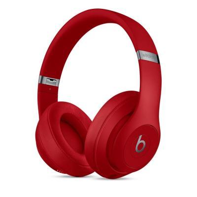 Beats by dr. dre headset: Beats Studio3 - Rood