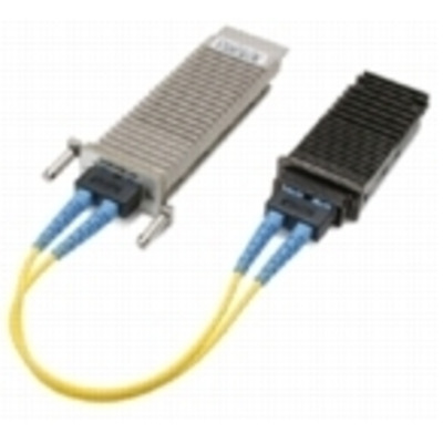 Cisco 10GBASE-LR module supports a link length of 10 kilometers on standard single-mode fiber (SMF, G.652). .....