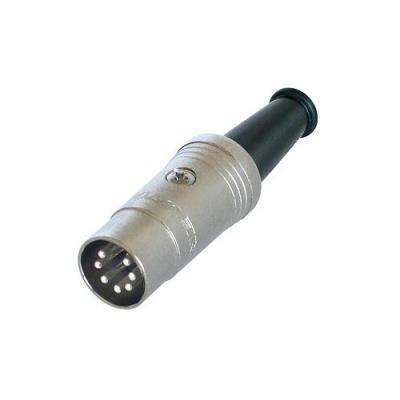 Neutrik NTR-NYS323 Kabel connector - Zwart, Zilver
