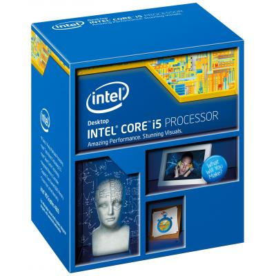 Intel processor: Core Intel® Core™ i5-4460 Processor (6M Cache, up to 3.40 GHz)