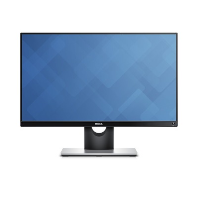 Dell monitor: S Series S2316H - Zwart