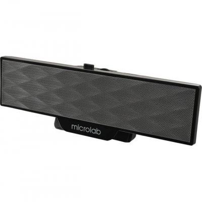 Microlab B51BLACK draagbare luidspreker