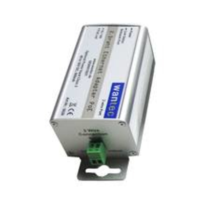 Wantec PoE adapter: 5628 - Wit