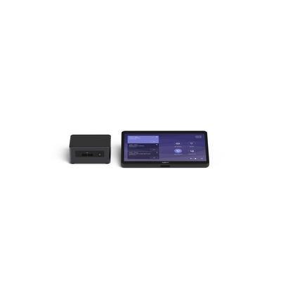 Logitech TAP Base Bundle – Microsoft Teams Videoconferentie systeem - Zwart