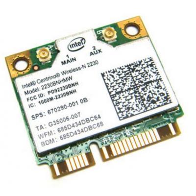 Hewlett Packard Enterprise 670290-001 Notebook reserve-onderdeel - Groen