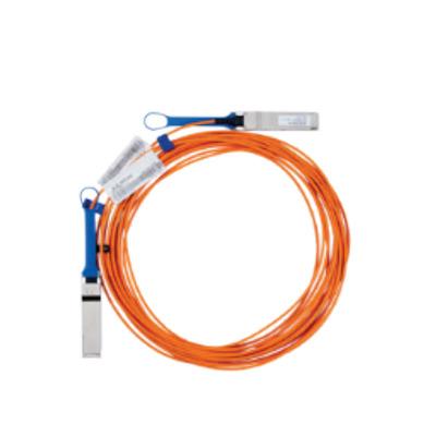 Lenovo kabel: 10m Mellanox Active IB FDR - Oranje