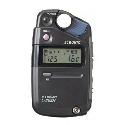Sekonic lichtmeter: L-308S - Zwart