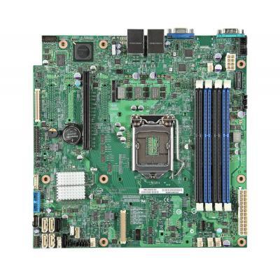 Intel S1200V3RPO Server/werkstation moederbord