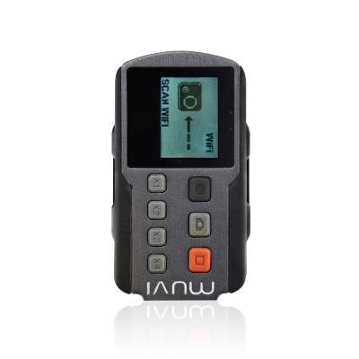 Veho : MUVI K Series Wi-Fi Wireless Remote Control - Zwart, Grijs