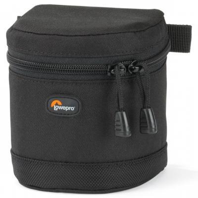 Lowepro optische case: Lens Case 9 x 9cm - Zwart