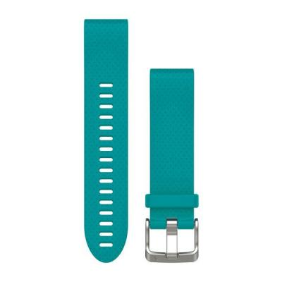 Garmin horloge-band: QuickFit 20 - Turkoois