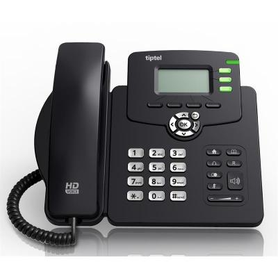 Tiptel ip telefoon: 3220 - Zwart