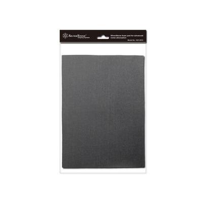 Silverstone 4mm thick, 2 pack, Black Computerkast onderdeel - Zwart