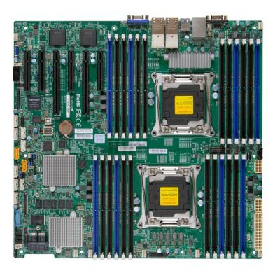 Supermicro MBD-X10DRC-T4+-O server/werkstation moederbord